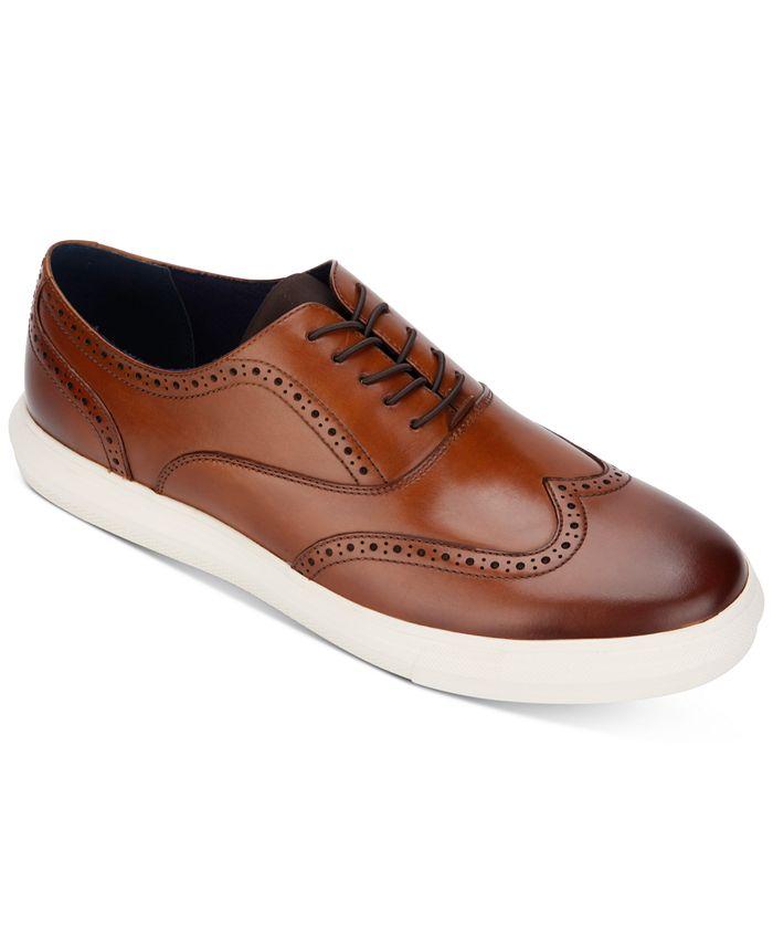 Kenneth Cole Reaction - Men's Reem Wingtip Sneaker Oxfords