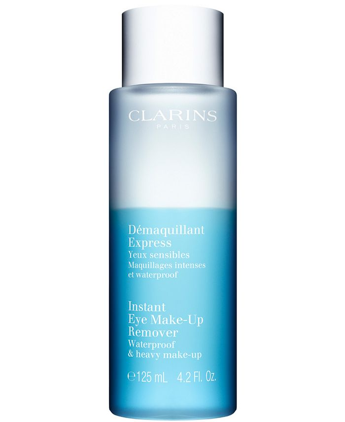 Clarins - Instant Eye Make-up Remover Lotion, 4.2 oz