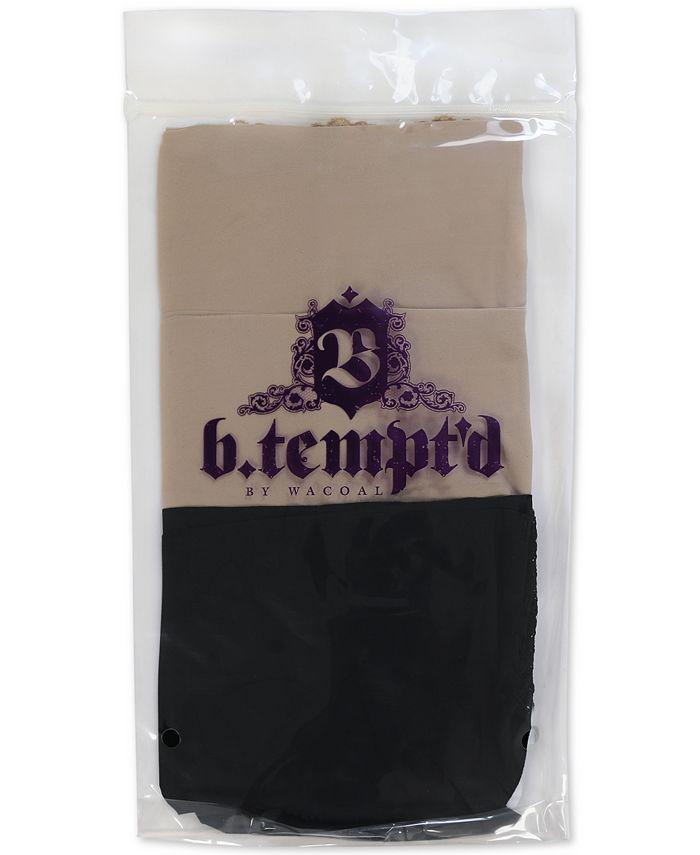 b.tempt'd - Women's 3-Pk. b.bare Lace-Trim Thong 970367