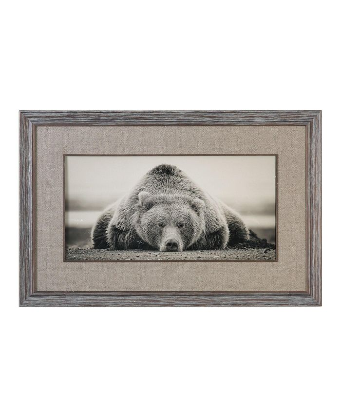 Uttermost - Deep Sleep Bear Print