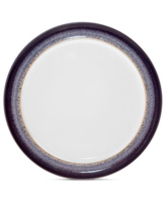 Denby Heather Wide Rim Tea Plate