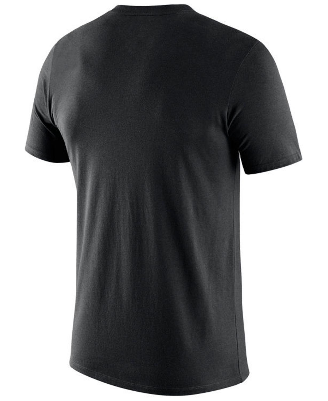 Nike Men's Las Vegas Raiders Dri-FIT Cotton Essential Wordmark T-Shirt & Reviews - Sports Fan Shop By Lids - Men - Macy's