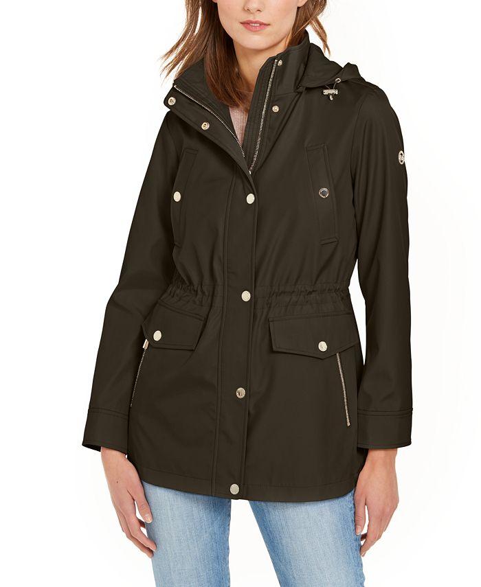 Michael Kors - Hooded Anorak Jacket