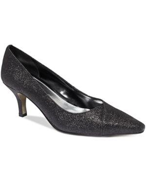 Easy Street Chiffon Pumps Women's Shoes thumbnail