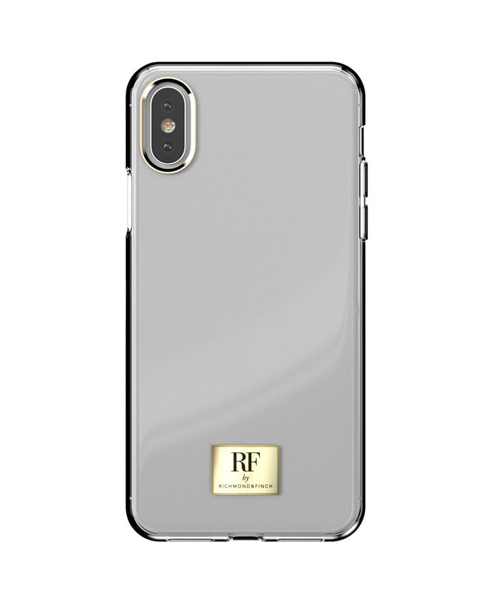 Richmond&Finch - Transparent Case for iPhone X