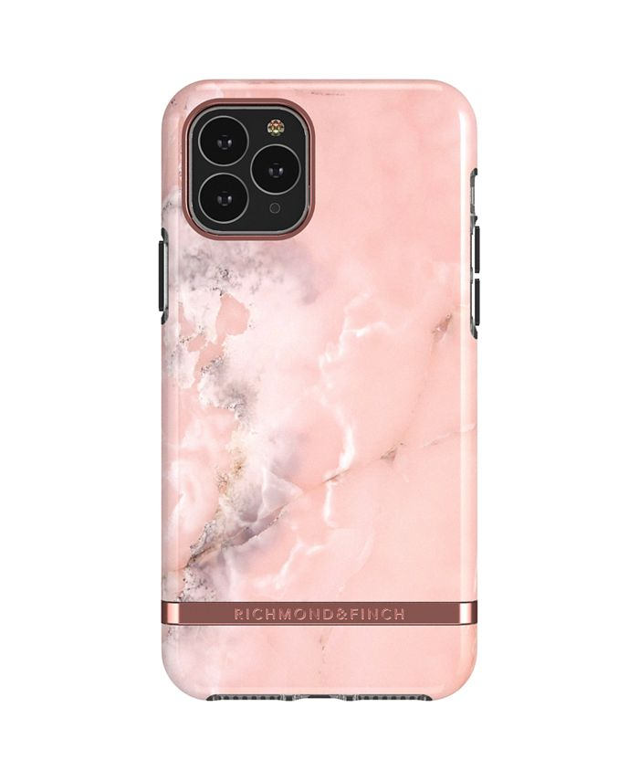 Richmond&Finch - Pink Marble case for iPhone 11 PRO