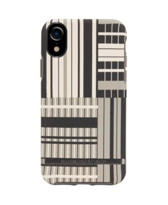 Platinum Stripes Case for iPhone XR