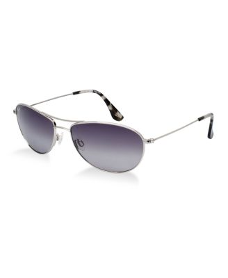 1930f35f7e Blue Ray Ban Aviators Sunglass Hut