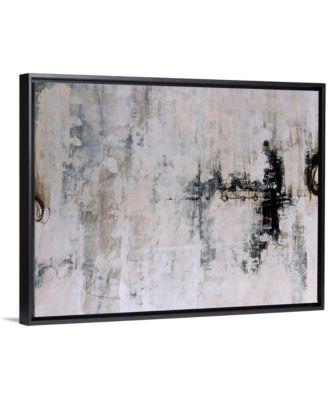 "40 in. x 30 in. ""Icarus"" by  Joshua Schicker Canvas Wall Art"