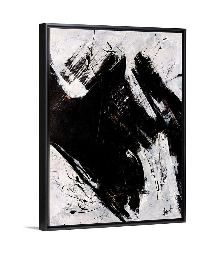 "GreatBigCanvas - 18 in. x 24 in. ""Staccato I"" by  Farrell Douglass Canvas Wall Art"