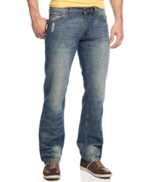 Rocawear Jeans Life and Time Slim Fit Jeans