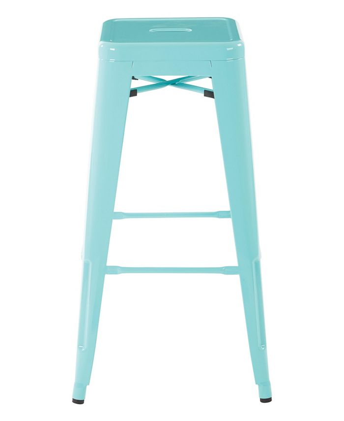 Office Star - Patterson Bar Stool, Quick Ship (Set of 4)