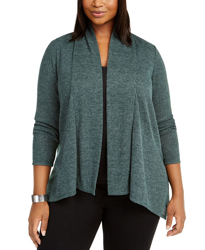 NY Collection - Plus Size Cardigan