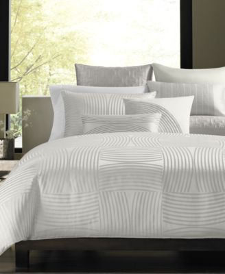 Hotel Collection Luminescent Quilted Standard Sham