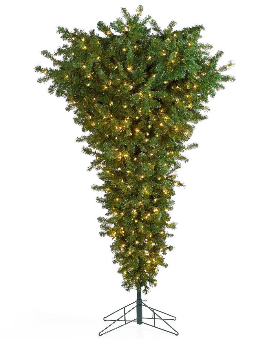 Kurt Adler 7.5 Pre Lit Upside Down Christmas Tree   Holiday Lane