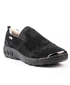 Therafit Shoe Samantha Suede Slip On Casual Shoe