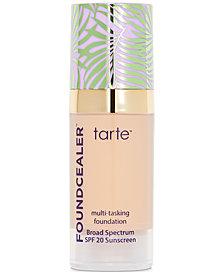 tarte™ Travel Size Babassu Foundcealer Skincare Foundation Broad Spectrum SPF 20