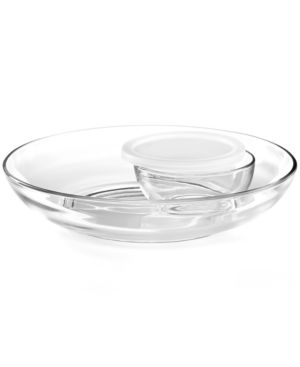 Closeout! The Cellar Glassware, 3-Piece Chip and Dip Set