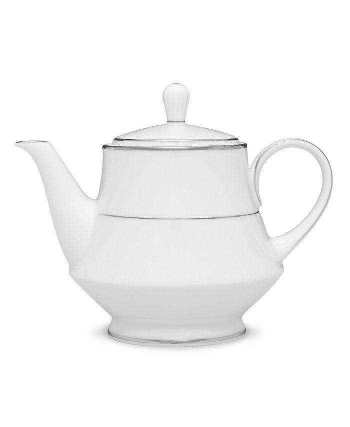 Noritake - Spectrum Tea Pot, 38 Oz.