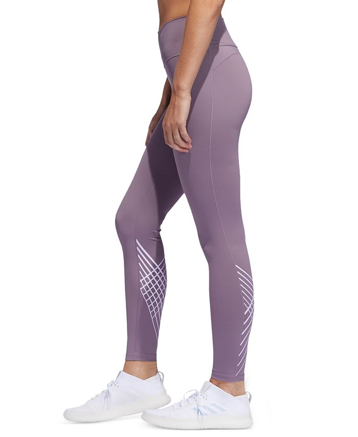 adidas - Believe This Torch High-Waist Leggings