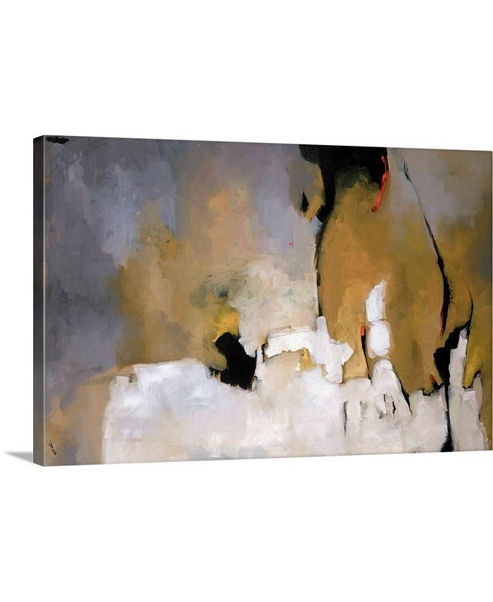 """GreatBigCanvas - 36 in. x 24 in. """"Inner Working"""" by  Kari Taylor Canvas Wall Art"""