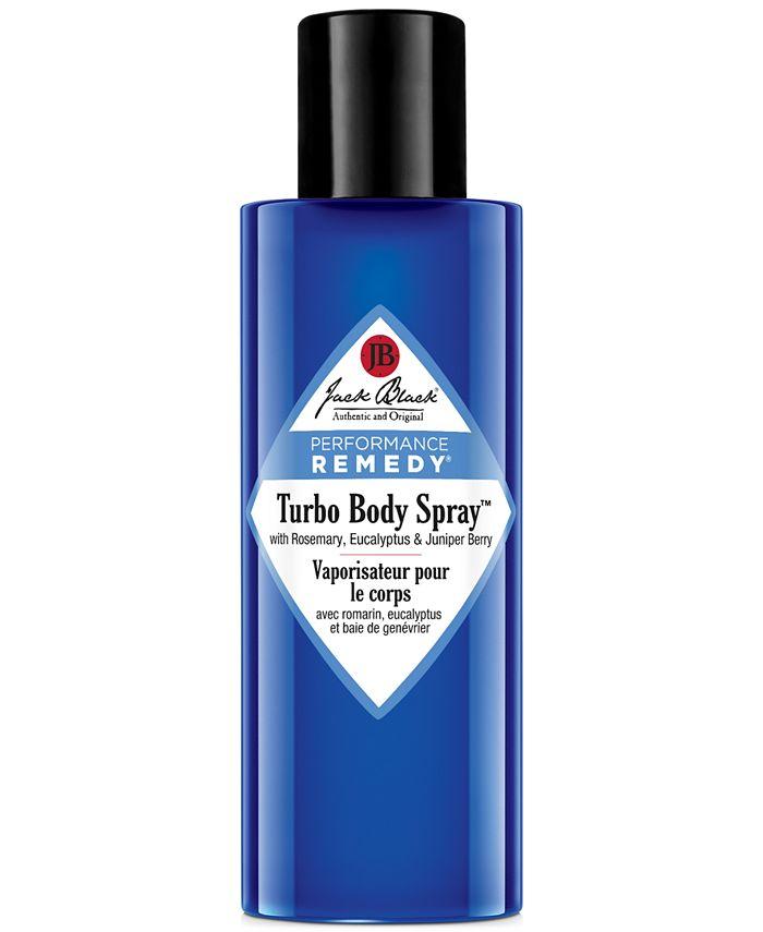 Jack Black - Turbo Body Spray, 3.4-oz.