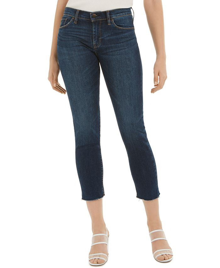 Hudson Jeans - Nico Love Frayed-Hem Jeans