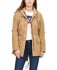 Levi's® Women's Hooded Utility Jacket