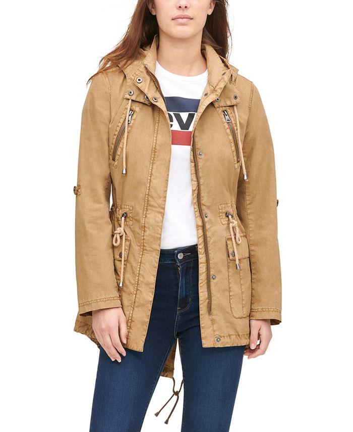 Levi's - Hooded Utility Jacket