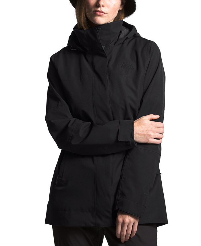 The North Face - Westoak City Waterproof Trench Coat