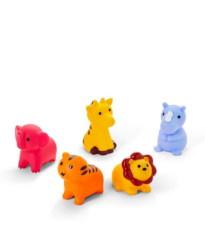 Two's Company Refill for Safari Buddy 50 Pc Animal Toy