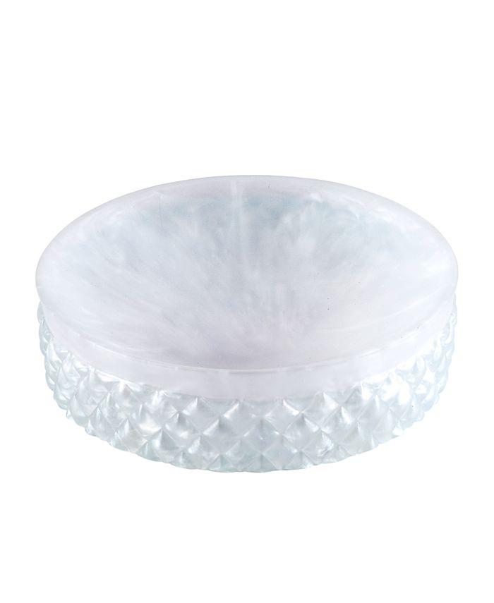 Avanti - Pearl Drop Soap Dish