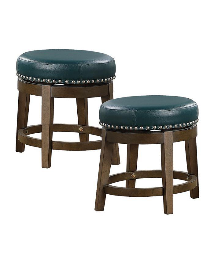 """Furniture - Chromis 18"""" Stool (Set of 2)"""