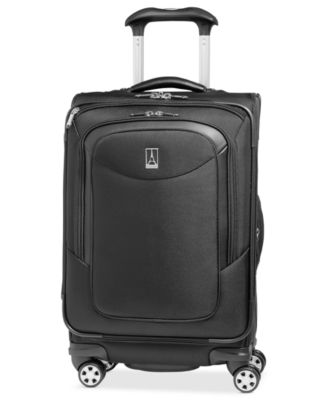 "CLOSEOUT! Travelpro Platinum Magna 21"" Carry On Expandable Spinner Suitcase"
