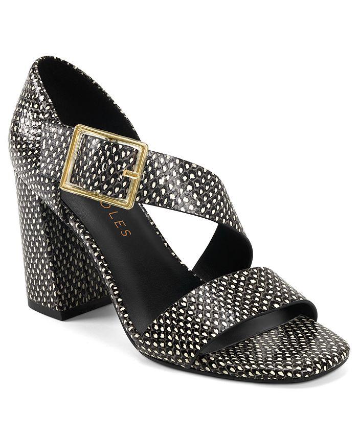 Aerosoles - Lenox Block Heel Dress Sandals