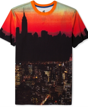 Rocawear TShirt New Roc City Crew Short Sleeve TShirt
