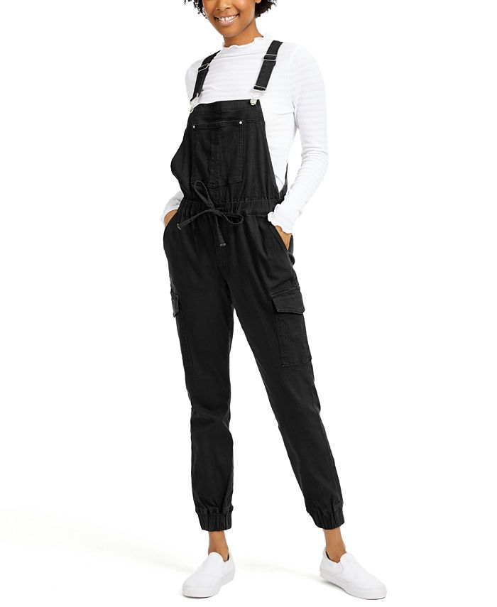 Almost Famous - Juniors' Jogger Overalls