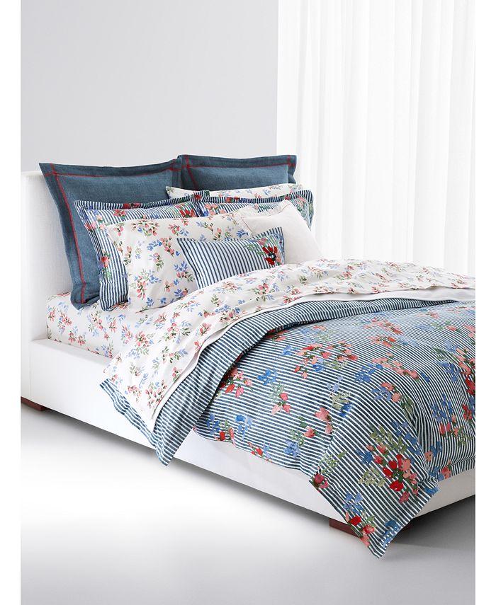 Lauren Ralph Lauren - Maggie Floral Stripe Comforter Set