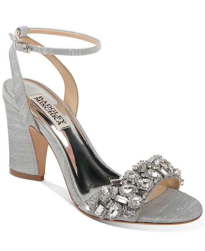 Badgley Mischka - Jill Evening Sandals