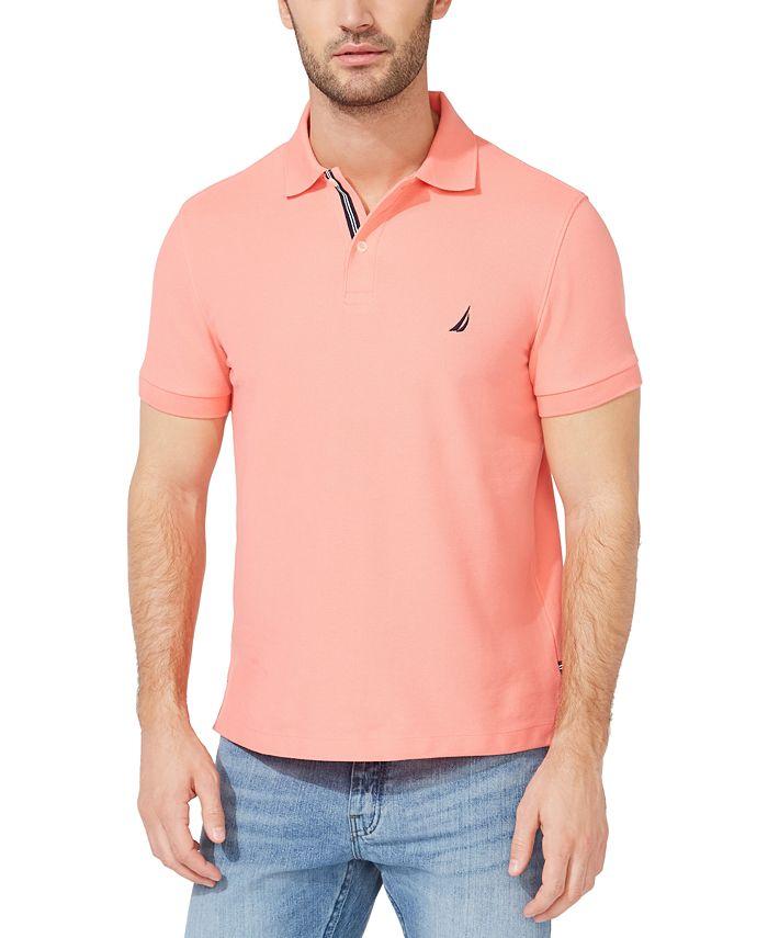 Men's Slim-Fit Polo Shirt