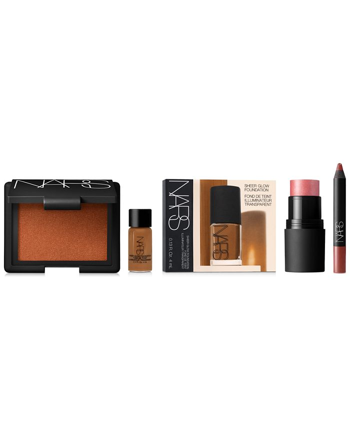 NARS - Signature Face Set - Deep, Created for Macy's