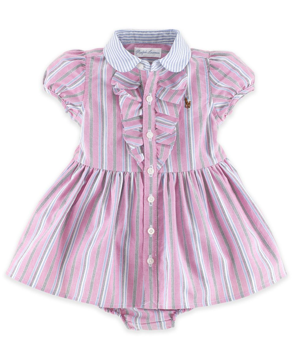 aaeef7d94 Ralph Lauren Baby Girls Dress