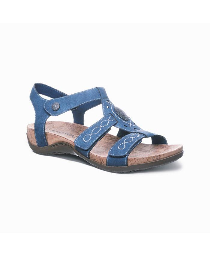 BEARPAW - Ridley Flat Sandals