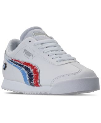 Puma Boys BMW NMS Roma Casual Sneakers
