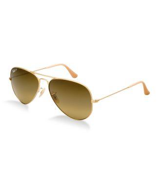 Ray-Ban Sunglasses, RB3025 58 AVIATOR