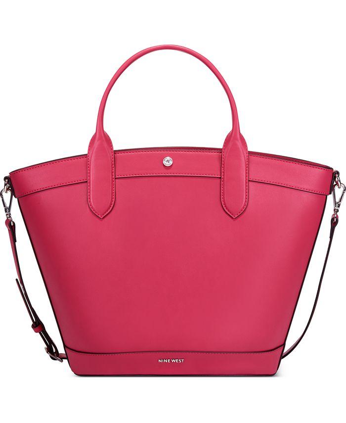 Nine West Norah Tote Reviews Handbags Accessories Macy S