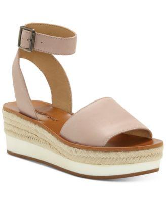 Lucky Brand Joodith Wedge Sandals
