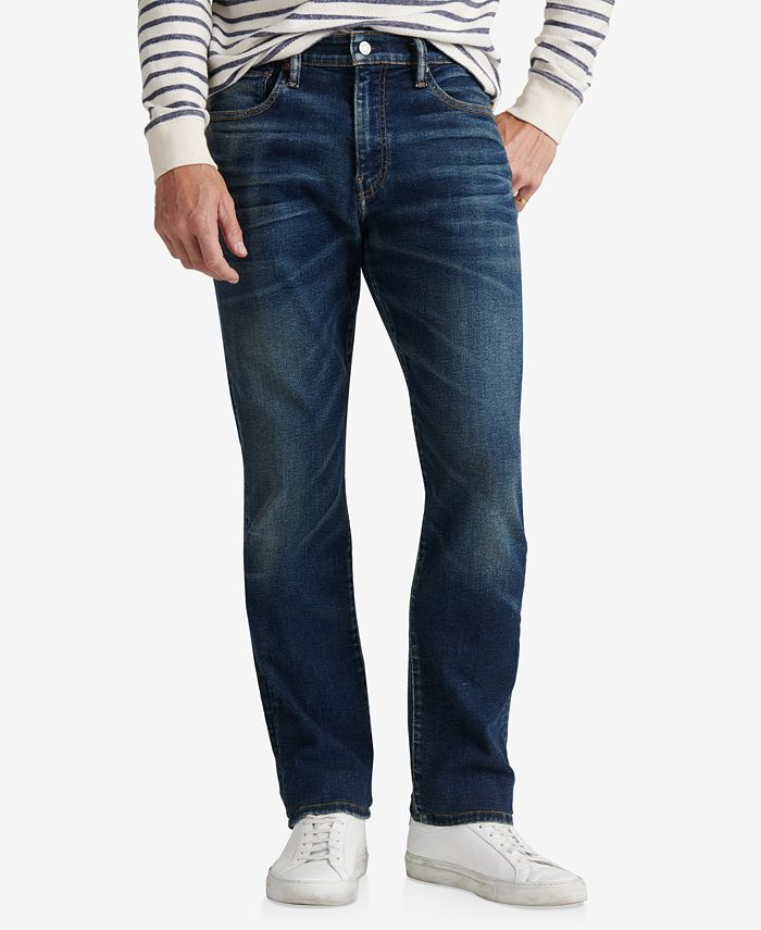Lucky Brand - Men's 121 Slim Straight Advanced Stretch Jeans