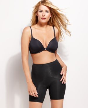 Star Power by Spanx Firm Control Lady Luxe Mid-Thigh Slimmer 1870 (Only at Macy's)
