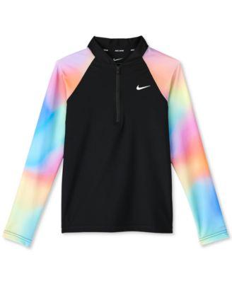 Nike Big Girls Swim Spectrum Long
